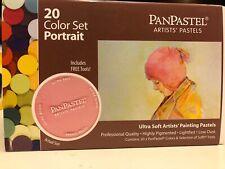 Panpastel l Ultra Soft Artist Painting Pastel Portrait Set