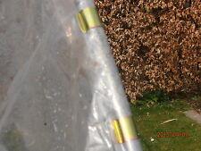 Gewächshaus - Klammern Metall , Rohrklammern für Gewächshaus  fur  Rohr  30 mm
