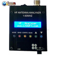 Durable MR300 Digital Shortwave Antenna Analyzer Meter 1-60MHz Tester For Radio
