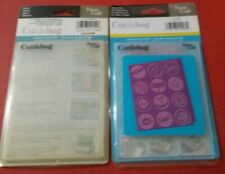 Cuttlebug Boo To You Halloween Mesh Bundle Embossing Folder. Provo Craft. Emboss