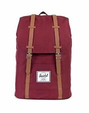7b3ebdee50e9 Herschel Retreat 19.5 Litre Backpack 10066 Windsor Wine Tan
