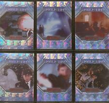 Smallville Season 5 Complete The Price Of Life Chase Card Set PL1-6