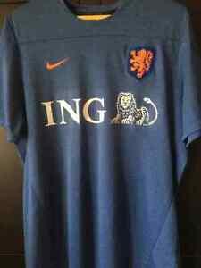 Nike ING Netherlands National Team Soccer Training Size XL