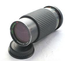 Tokina RMC 80-200mm f/4.5 Pentax K PK mount telephoto  lens for SLR DSLR cameras