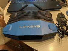 Linksys WRT1200AC 1200 Mbps 4-Port Gigabit Wireless AC Router