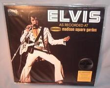 LP ELVIS PRESLEY At Madison Square Garden 180 gram 2LPs NEW MINT SEALED 2012