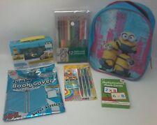 Despicable Me Back To School 6 Piece Bundle Set