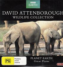David Attenborough:Wildlife Collection:Vol 9-2011-BBC Earth-Wildlife-DVD