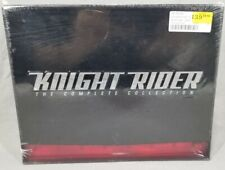 Knight Rider-The Complete Collection Series (DVD, 2008, 24-Disc Set) Efx Works