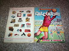 ALBUM CALCIATORI MIRA 1964 1965 CON 273 FIGURINE MB/OTTIMO NO PANINI RELI
