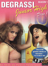 Degrassi Junior High - Season 1: Disc 1 (DVD, 2005)