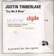 (CO259) Justin Timberlake, Cry Me A River - DJ CD