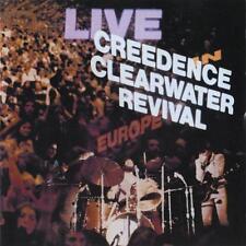 CREEDENCE CLEARWATER REVIVAL Vivir en europa us 180g VINILO 2lp SELLADO / NUEVO