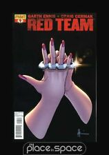 RED TEAM # 4 - GARTH ENNIS