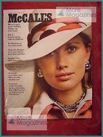 MCCALL'S January 1971 Jan 71 MARY MCCARTHY MORDECAI RICHLER ++