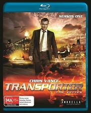 Transporter - The Series : Season 1 (Blu-ray, 2013, 4-Disc Set)