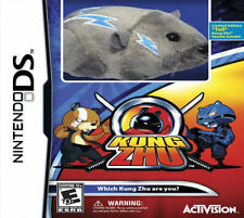 Kung Zhu Limited Edition with Hamster NDS New Nintendo DS