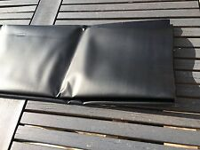 TISSU NOIR PVC 0.9MM SOROMAP 1.5 x 0.5M AVEC POT DE COLLE 250ML NAUTICOLLE 22NAU