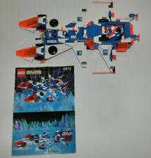 ( GO ) LEGO 6973 Deep Freeze Defender Ice Planet MIT BA 100% KOMPLETT GEBRAUCHT