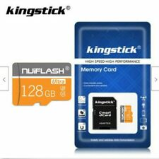 MicroSD 16GB 32GB 128GB TF-Memory Cards High Speed Class10 TF-SD-Cards & Adapter