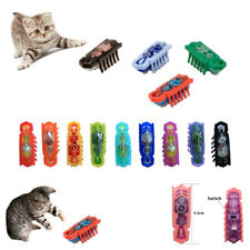 Fun Nano Hexbug Electronic Pet Cat/Puppy Toys For Children Practical Jokes Toys