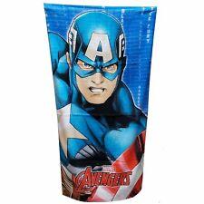 Telo mare piscina bagno Capitan America Avengers originale 70x140cm