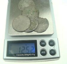 5 Medieval Era Central Europe SILVER Coins Prague Groschen Grossus Grosz Nr 9158