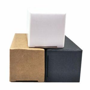 10ML Kraft Paper Essential Oil Cosmetic Glue Head Dropper Bottle Storage Boxes