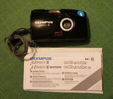Olympus mju II 35 mm Kompaktkamera