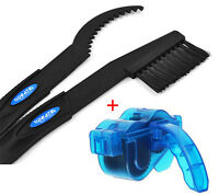 SSG UK MOUNTAIN BIKE CYCLE BICYCLE BRUSH AND 3D CHAIN CLEANER CLEANING TOOL SET