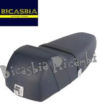 6694 - SELLA SELLONE SUPER CORSA NERA VESPA 125 150 200 PX FRENO A DISCO
