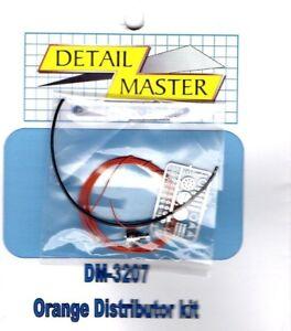 Detail Master 3207 x 1/24-1/25 Wired Distributor Standard Kit Orange