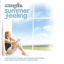 Various / Magic - Summer Feeling (2 CD) **NEW** CD