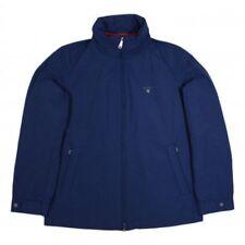 Abrigos y chaquetas de hombre en color principal azul con algodón