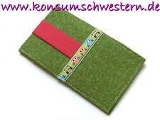 Handyhüllen aus Textil mit Motiv für Samsung & -taschen