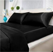 ULTRA SOFT AND PURE SILKY 4PC SATIN SHEET SET AVAILABLE IN 13 COLORS
