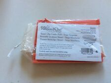 Pampered Chef Twixit! Tango Tangerine Clip Combo Pack # 2653 Retired NIP