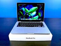 "Apple MacBook Pro 13"" Pre-Retina / CORE I7 / 16GB / 1TB SSD / GRAY / MacOS"