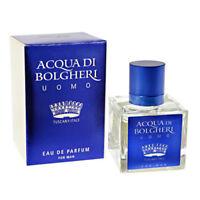 De L'Eau Bolgheri Parfum Homme Man Eau de Parfum Tuscany Naturel Dr. Taffi 100ml