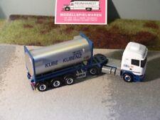 1/87 Herpa Scania R 2013 HL Kube & Kubenz Gascontainer-Sattelzug 303927
