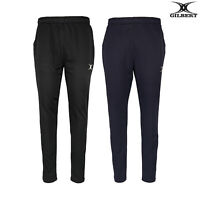 Gilbert Rugby Men's Quest Trousers GI026 - Sports Training Gym Fitted Pants