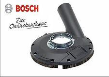BOSCH Schutzhaube Absaughaube mit Bürstenkranz 115 bis 125mm für GWS und PWS