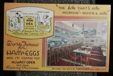 The Ham N Egg Restaurant, 1652 Broadway, New York City, Cool Image