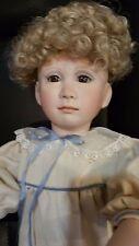 """Jan Hagara 15"""" Porcelain Doll"""