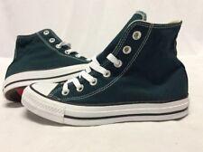 All Star Converse Shuck Taylor Hi Top Shoes, Green, Men's 4 Women's 6... A8