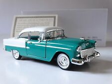 National Motor Museum Mint 1955 Chevy Bel Air Coupe 1:32 Scale Diecast '55 Car
