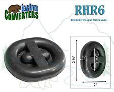 RHR6 Exhaust Mount Rubber Insulator Grommet Hanger Bushing Bracket Support