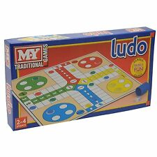 Classic Family Kids Ludo Traditional Board Game Fun Play Set