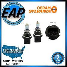Sylvania Silver Star Ultra Headlight Bulb 9004SU 45/65W High/Low Beam Set Of 2