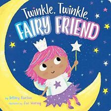 Twinkle, Fairy Ami (E) Par Burton, Jeffrey, Neuf Livre ,Gratuit & Rapide Livrons